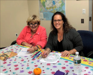 Absecon City Employees coloring motivational pictures